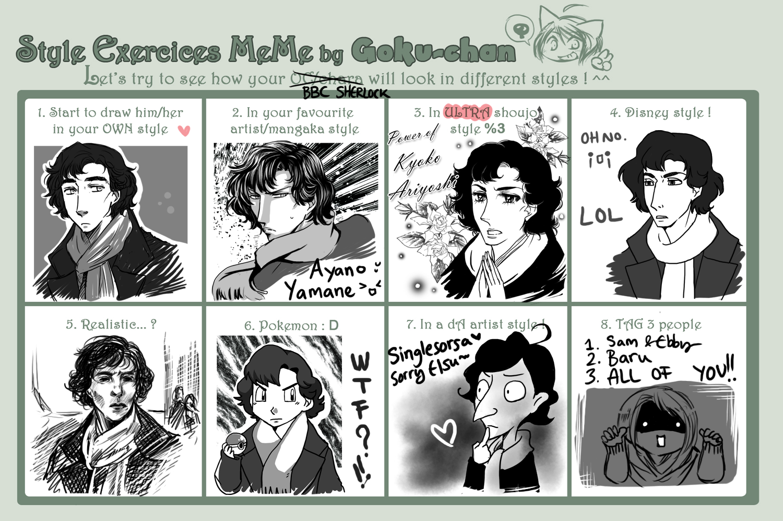 BBC Sherlock Style Meme by Sadyna