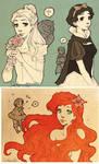 Princesses and Princes