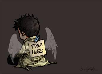 SPN - Free Hugs by Sadyna