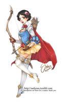 Warrior of Seven Arrows