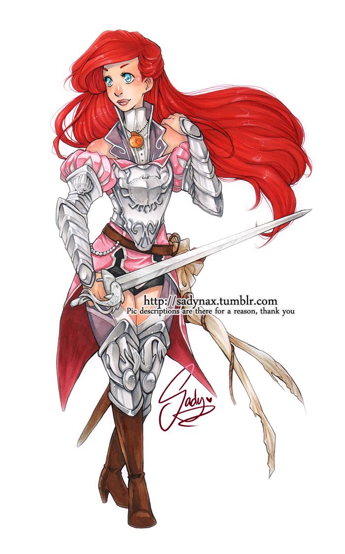 Silent Warrior by Sadyna