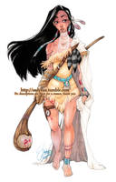 Powhatan's Pride by Sadyna