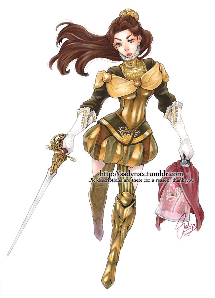 Royal Confidant by Sadyna