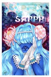 Sapphire shine by Sadyna