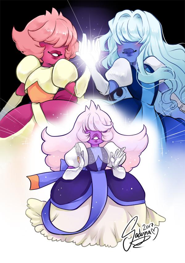Sapphires by Sadyna