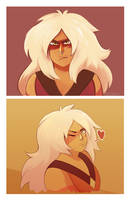 Jasper by Phoelion
