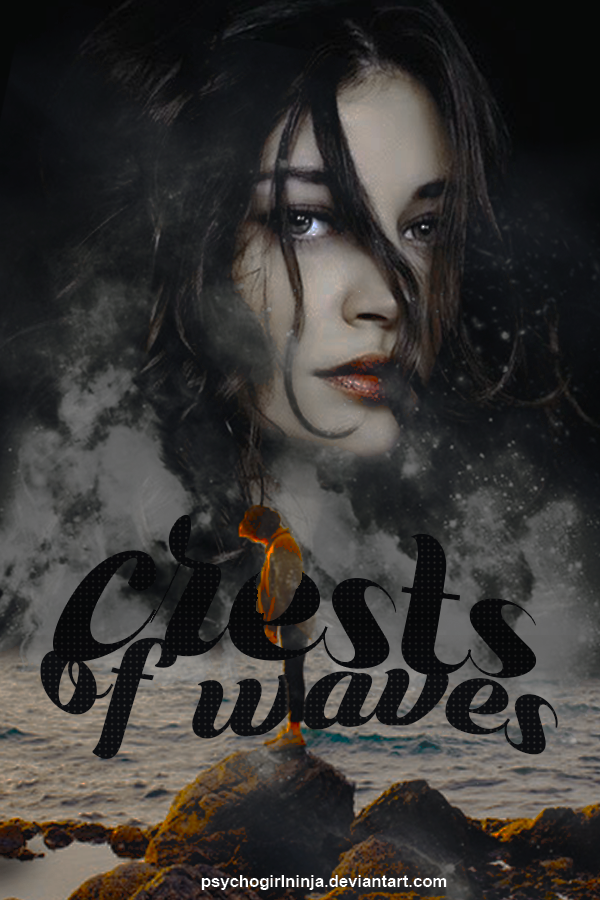 Crests Of Waves [CHALLENGE] by PsychoGirlNinja