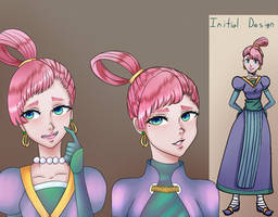 Murni Ringlor (Contest Entry) by OpalPal