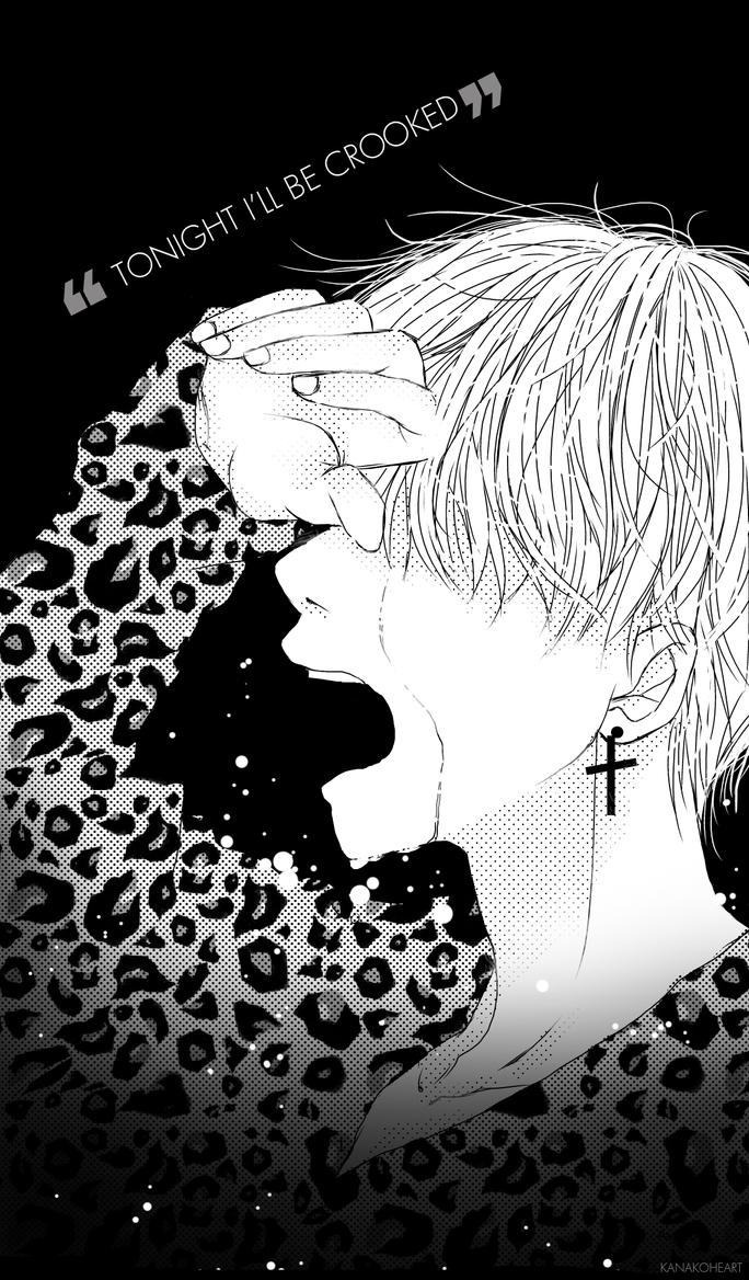 Gdragon Crooked X Comic Art 01 By Kanakoheart On Deviantart