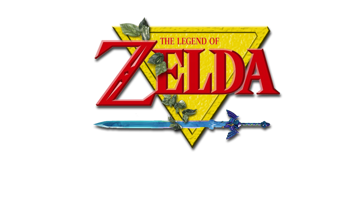 The Legend Of Zelda Logo REVAMPED By SBlakeGamesOFFICIAL