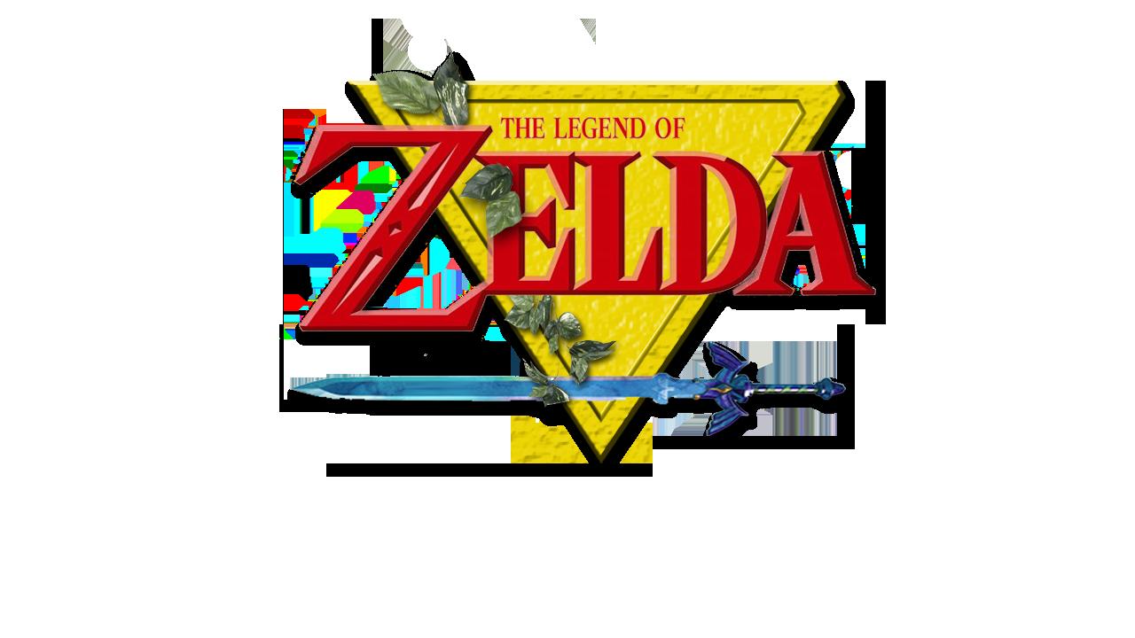 The Legend of Zelda Logo REVAMPED by SBlakeGamesOFFICIAL