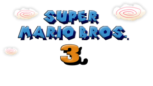 Super Mario Bros. 3 Logo REVAMPED