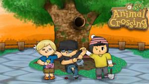 Animal Crossing New Leaf Crew