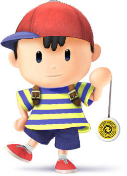 Ness for Smash! [Photoshop Edit]