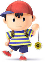 Ness for Smash! [Photoshop Edit] by SBlakeGamesOFFICIAL