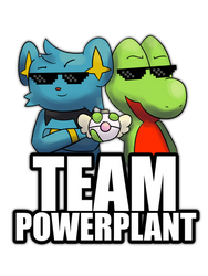 T-Shirt Design: Team Powerplant