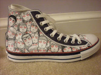 c91f5beb0928a4 Pimped-out Chucks favourites by i-scene-death on DeviantArt