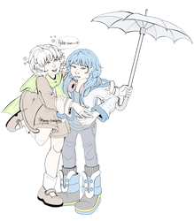 | DRAMAtical Chobits | by Morning-Strawberry
