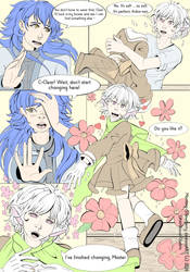 | DMMD Chobits | part 01 by Morning-Strawberry