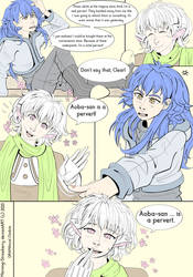 | DMMD Chobits | part 02 by Morning-Strawberry