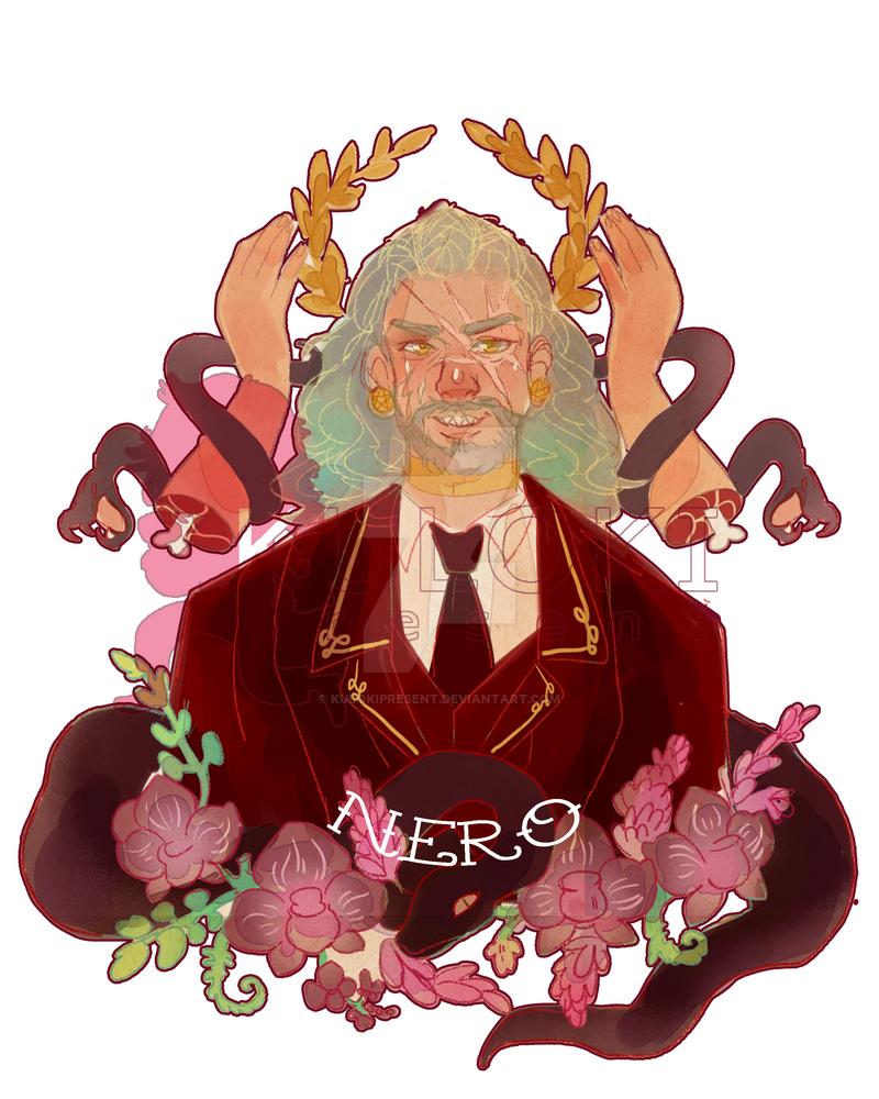 Nero Angelo by KulokiPresent