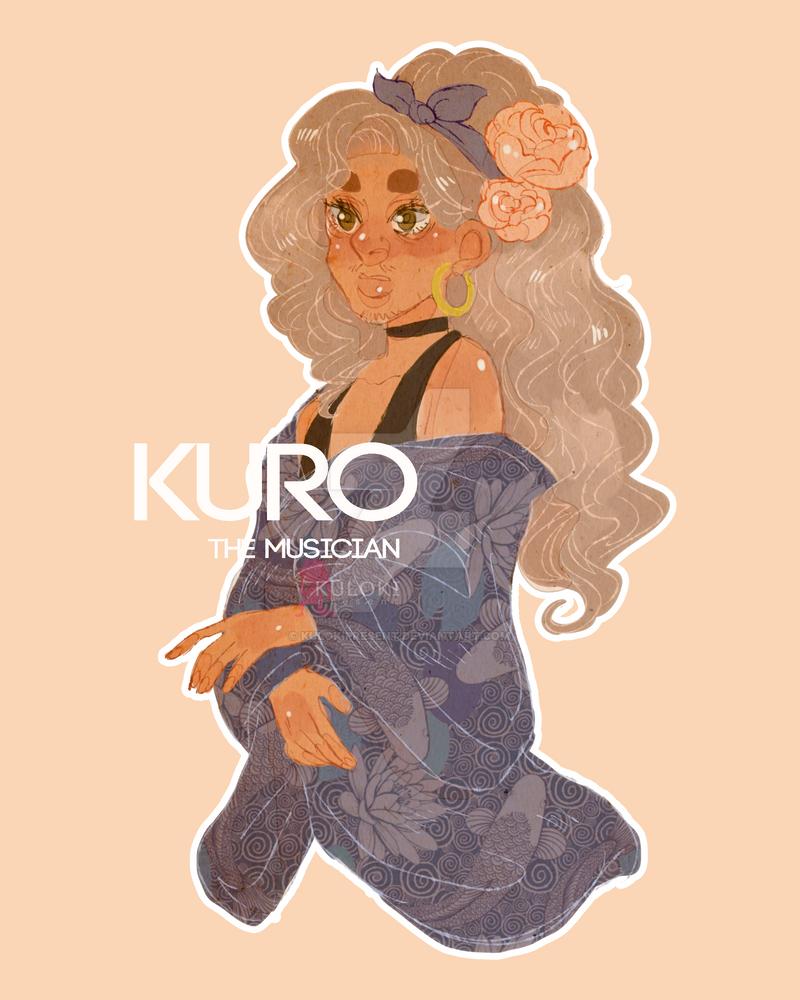 KUROBARA by KulokiPresent
