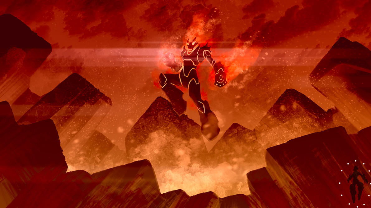 Fire Elemento by DrakathDarkwolf