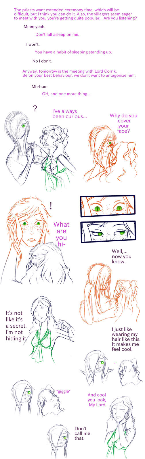 Secret? by RaiaArimary