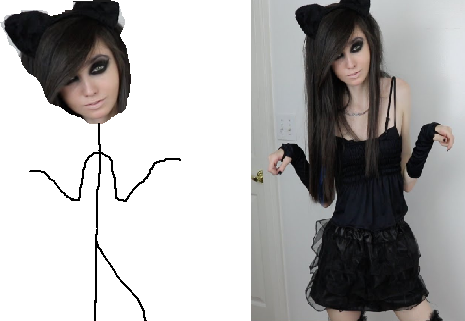i drew eugenia cooney by eugeniacooneymemes on deviantart