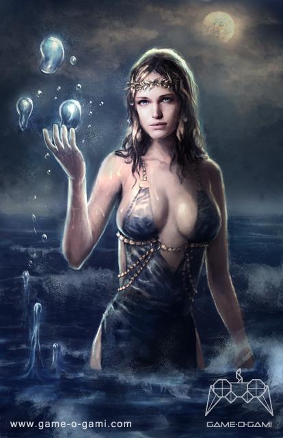 Legends At War - Aphrodite by gameogami on DeviantArt
