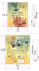 Goblins Drool, Fairies Rule - tin design by gameogami