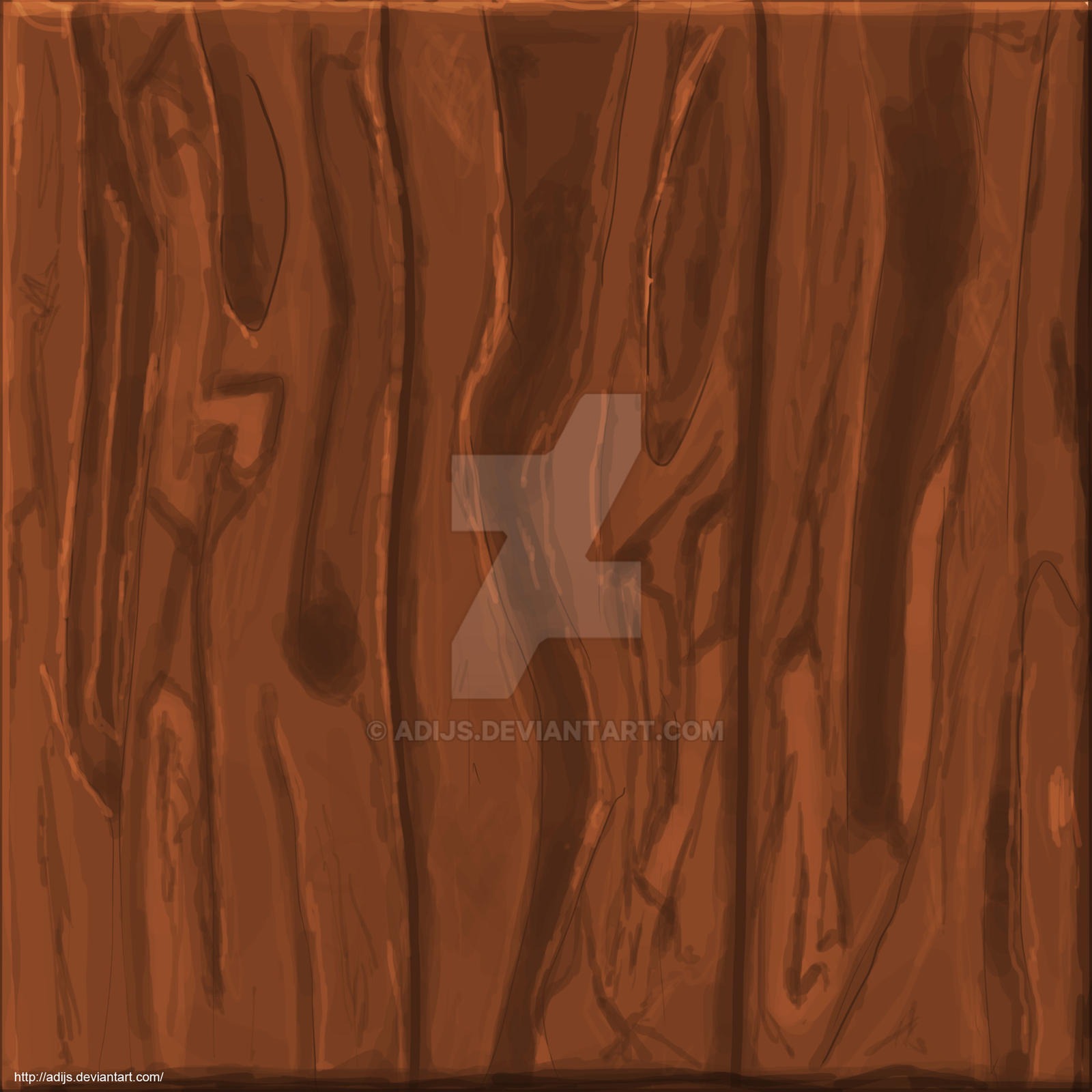 Hand Painted Wood Texture Photoshop