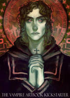 VAMPIRE ARTBOOK by harteus