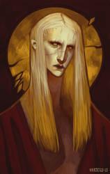 prince nuada by harteus