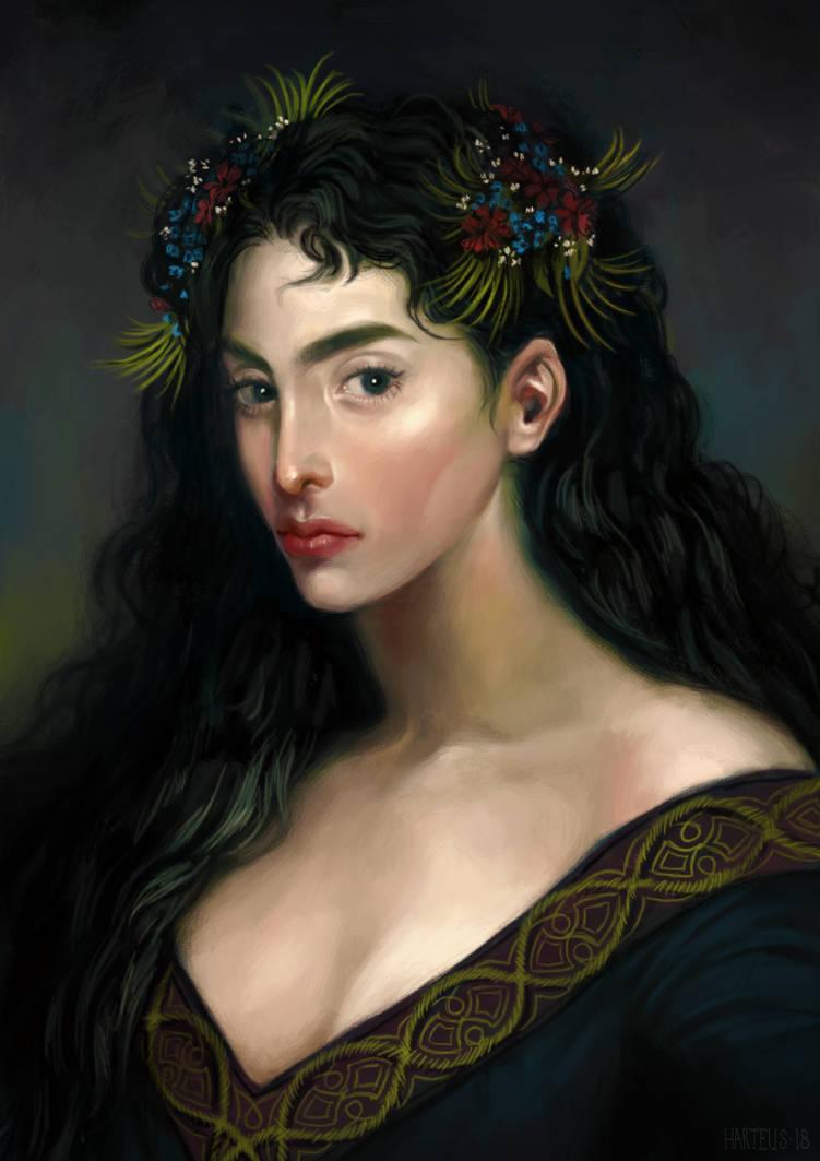 morgaine by harteus