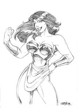 Sketch Commish: Rowena