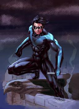 Colab: Nightwing