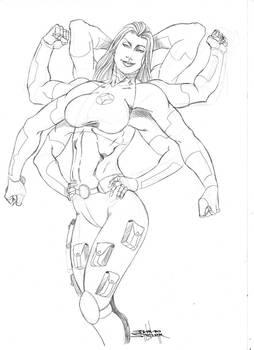 Sketch Commission Nov 20