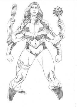 Sketch Commission Nov 21