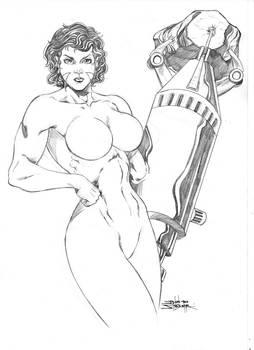 Sketch Commission Nov 22