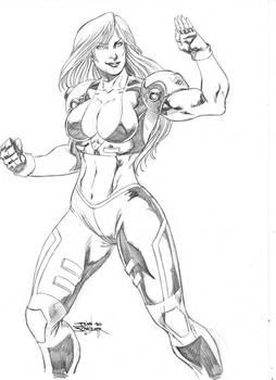 Sketch Commission Nov 23
