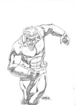 Sketch Commission Nov 25