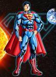 MS DCnU Superman - Colors
