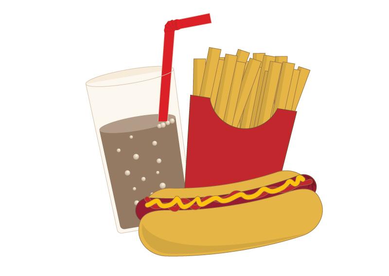 fast food overgewicht