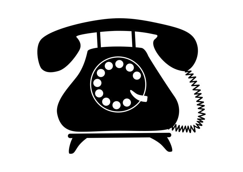 retro telephone vector by superawesomevectors on deviantart rh deviantart com telephone vector free téléphone vectoriel