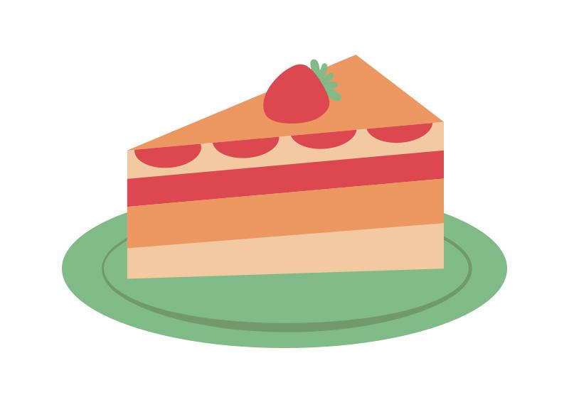 Strawberry Cake From Vanilla Mix