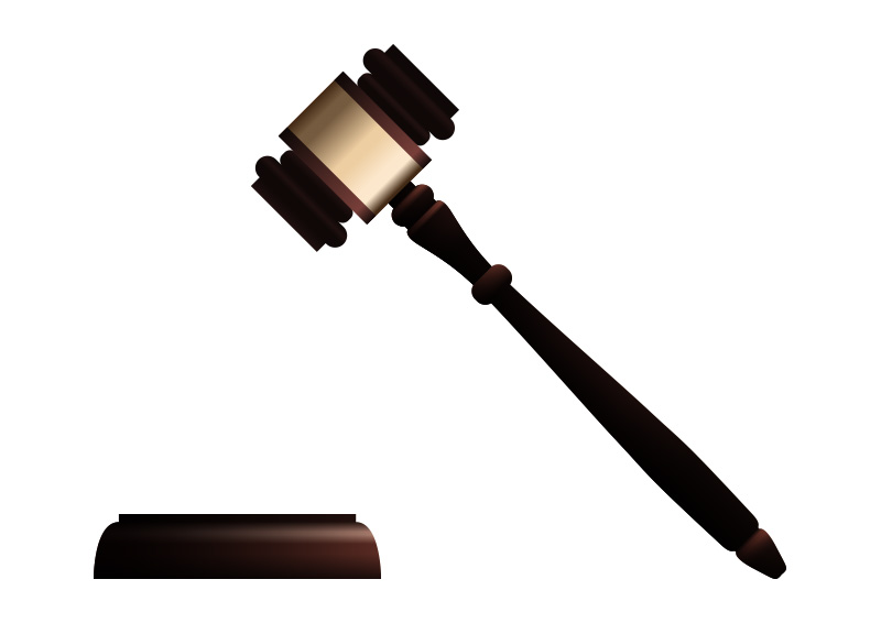 Realistic-free-vector-wooden-judge-gavel by ...