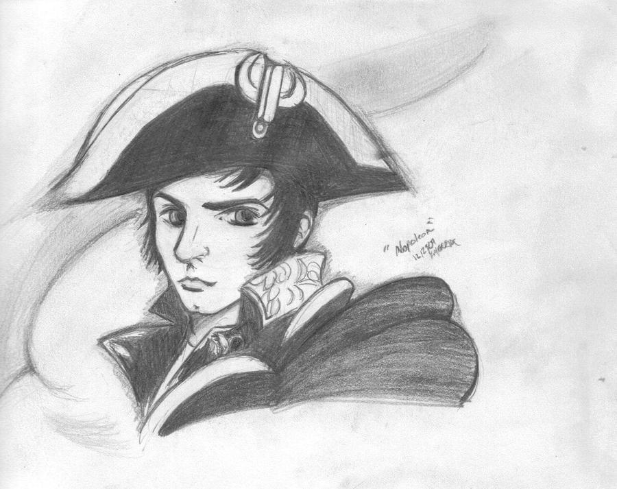 Napoleon :3 by lolaneko