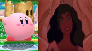 Esmeralda Inhaled by Kirby 2