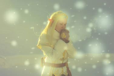 Princess Zelda - Breath of the Wild Cosplay